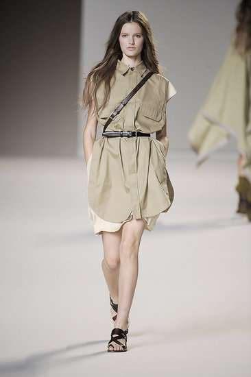 2010 Spring Paris Fashion Week: Chloé