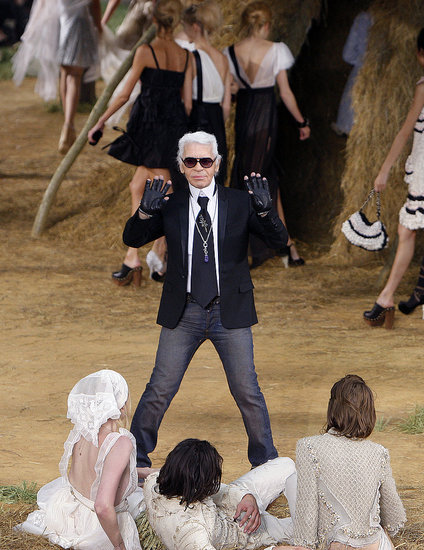 Photos From Chanel&#039;s Spring 2010 Collection