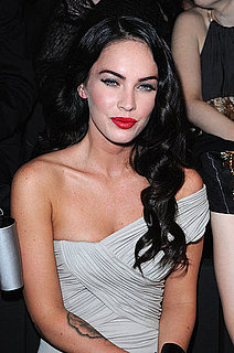 Megan Fox Takes Victoria Beckham's Place as Underwear and Jeans Model for Armani