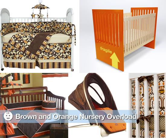 Brown and Orange Nurseries