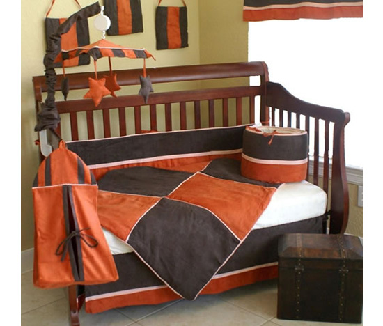 Cinnamon Spice Bedding