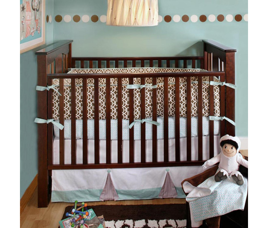 Calypso Crib Bedding