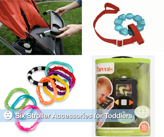 6 Stroller Accessories For Toddlers