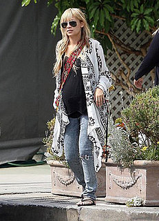 Nicole Richie Maternity Clothes