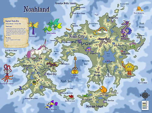 Kidlandia Brings Kids Fantasy Worlds to Life