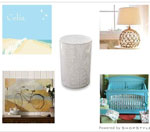 Beach Themed Nurseries