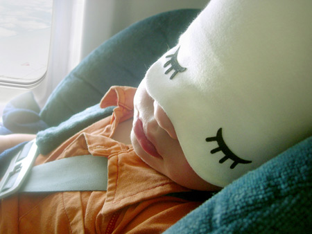 Kiddo's Sleeping Cap