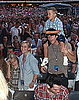 Reese Witherspoon and Jake Gyllenhaal With Kids at Concert