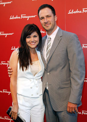 Tiffani Thiessen on Having a Baby