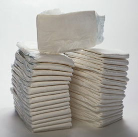 Facts About Disposable Diapers