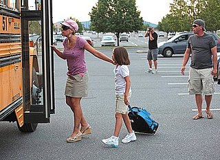 Photo: Jon and Kate Gosselin Say Goodbye to Kids on First Day of School