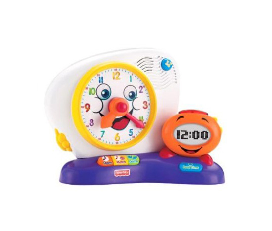 Fun-2-Learn Teaching Clock