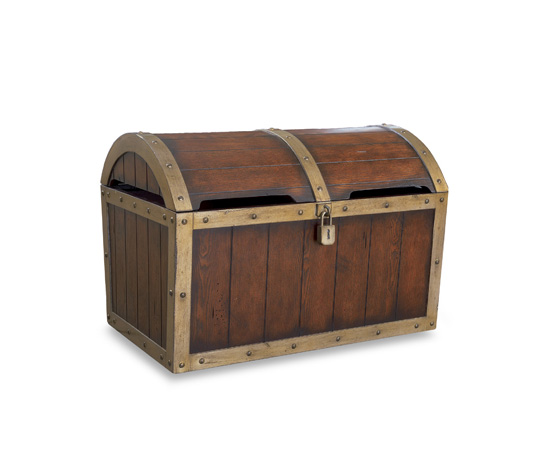 Shiver Me Timbers Toy Chest