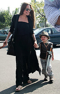 Photo: Shiloh Jolie-Pitt Lost Her First Tooth!
