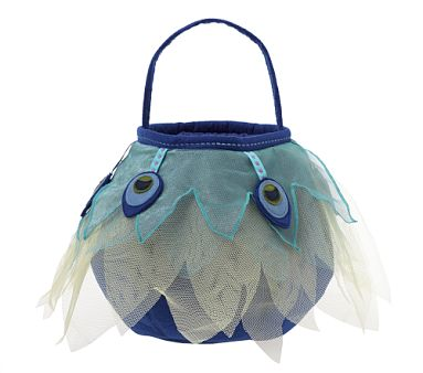 Peacock Tutu Treat Bag