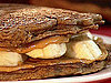 Elvis Pancake Sandwiches: Breakfast and Lunch!