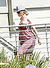 Pictures of Rebecca Gayheart Looking Pregnant