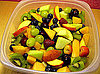 Back on Track: Big Bowl of Fruit Salad
