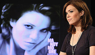 Mandy Moore Goes Deep to Find Balance