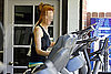Marcia at TreadMill