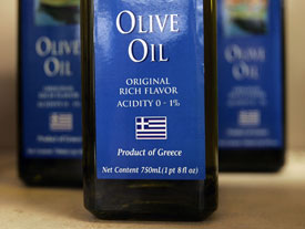 Olive Oil Loses Antioxidants After Six Months of Storage