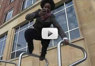 Women Doing Parkour