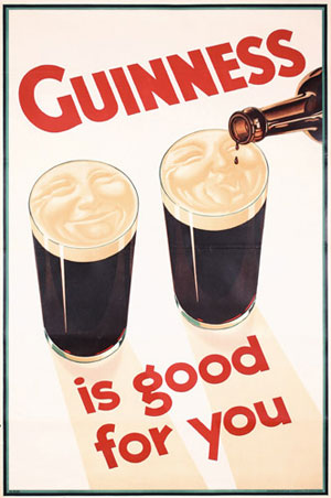 Guinness Is Good For Your Heart