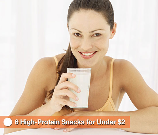 5 High-Protein Snacks Under $2
