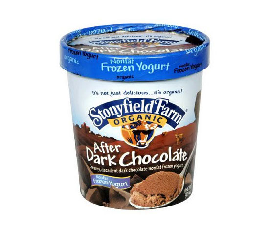 Stonyfield Farm Frozen Yogurt