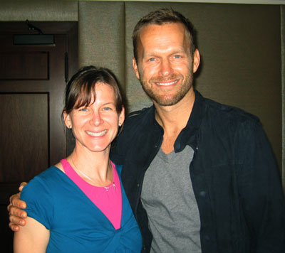 Yoga With Biggest Loser Trainer Bob Harper