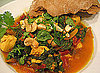 Healthy Recipe: Indian-Spiced Chard