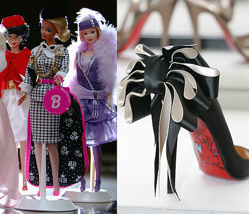 Christian Louboutin Slims Down Barbie's Ankles