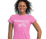 Support Your Girls T-Shirt