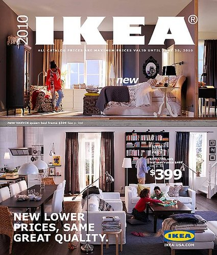 IKEA 2010 Catalog Arrives