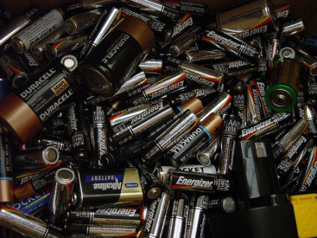 How-To: Store Your Household Batteries