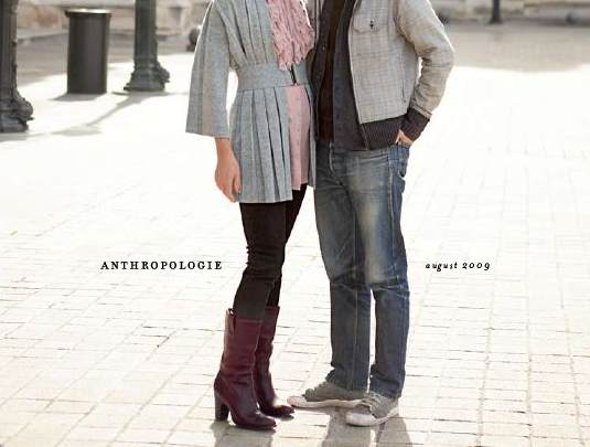 How-To: Steal Ideas From Anthropologie&#039;s August Catalog