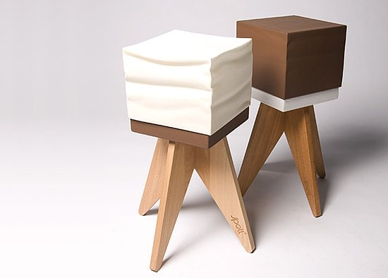 Guess What Inspired These Stools?
