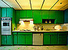 Do You Have Colored Cabinetry?