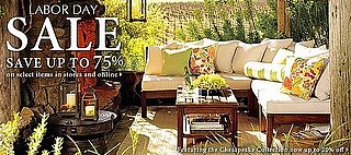 Sale Alert: Pottery Barn Labor Day Sale