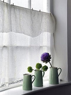 Do You Have Café Curtains?