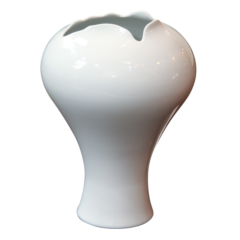 Now for something more subtle, this Porcelain Vase ($475) from Rosenthal's erotic series is quite . . . lippy.