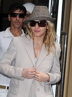 News Roundup Including Photos Of Madonna In France To Visit Injured Stage Workers