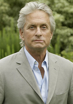 "Sugar Bits — Michael Douglas ""Devastated"" Over Son's Arrest"