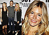 Photos Of Sienna Miller and Jonny Lee Miller At A Photocall For Broadway Play After Miss Julie