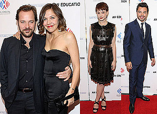 Photos of Carey Mulligan, Dominic Cooper, Maggie Gyllenhaal, Peter Sarsgaard at An Education New York Premiere