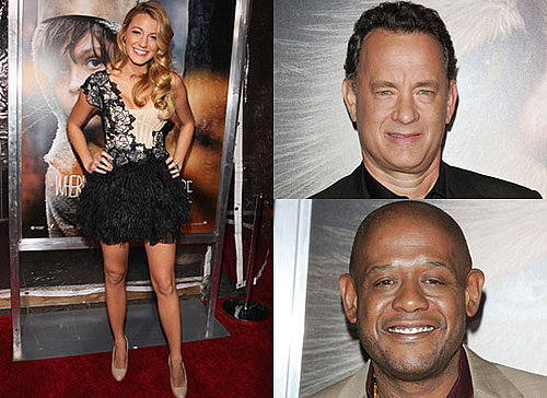 Photos of Blake Lively, Forest Whitaker, Tom Hanks, Spike Jonze at Where The Wild Things Are New York Premiere