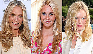 Poppy Delevigne Hair, Molly Sims Hair, Kate Bosworth Hair