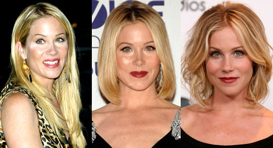 Which Hairstyle Do You Like Best on Christina Applegate?