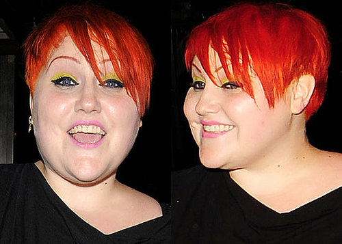 Beth Ditto Makeup 2009-09-01 04:30:00