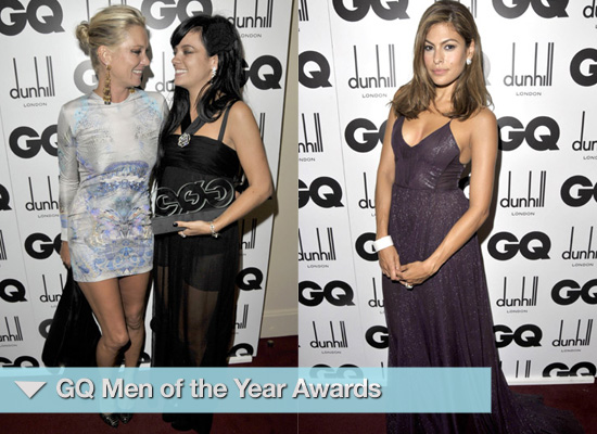 Photos from the GQ Men of the Year Awards 2009